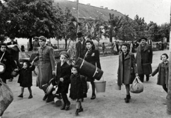 Eslovaquia se disculpa por las leyes antijudías de la Segunda Guerra Mundial