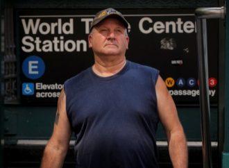 Enterrado vivo, sobreviviente del colapso del World Trade Center todavía lleva el 11 de septiembre con él hoy