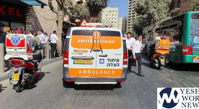Apuñalamiento en la terminal central de autobuses de Jerusalem (videos)