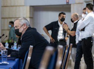Gantz: Sin deseo de dañar a los civiles palestinos