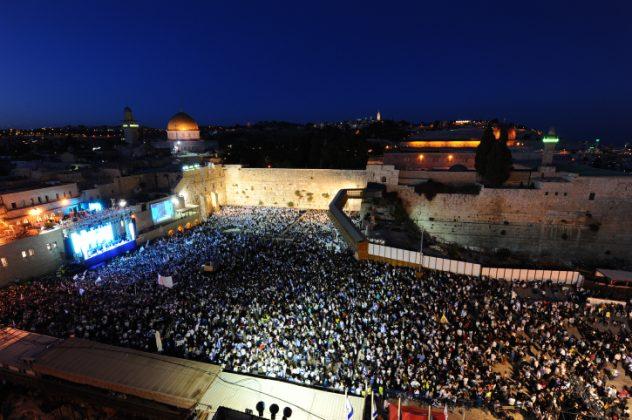 El Kotel y los judíos