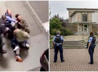 Frustrado complot musulmán para atacar la sinagoga alemana en Yom Kipur