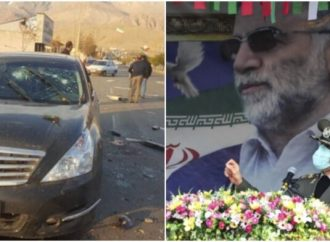"Mossad eliminó al principal científico nuclear de Irán a través de un ""robot asesino"""