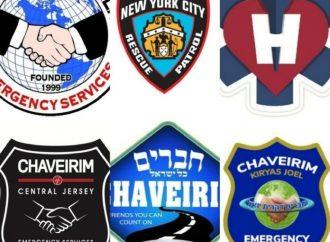 Hatzolah, Shomrim, Chaverim responden asombrosas 5,000 llamadas en menos de 5 horas (ver los números)