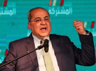 """Los diputados árabes exigen un consulado independiente abierto en los Estados Unidos y reconocen la capital del """"Estado de Palestina"""" en Jerusalem"""