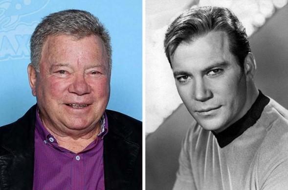 A los 90 años, Bill Shatner se convertirá en el judío más anciano del espacio