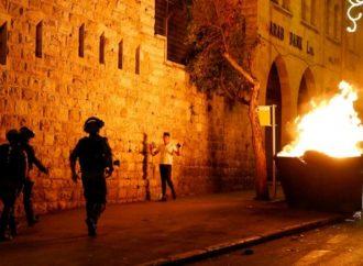 Los árabes de Jerusalem chocan con la policía de Israel por segunda noche consecutiva