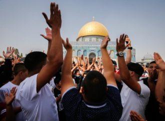 """Hamas celebra la decisión del tribunal de distrito israelí de """"cortar las oraciones en silencio incluso antes de que comenzaran"""""""