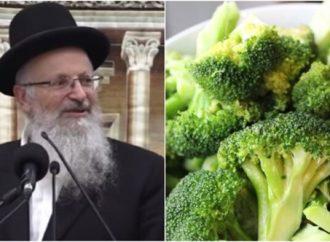 """Noam MK: """"HaRav Shmuel Eliyahu está terminando su puesto debido al brócoli"""""""