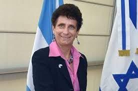 El gobernador Melella recibió a la embajadora de Israel en Argentina Galit Ronen