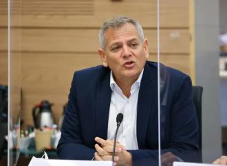 "Meretz MK: ""Voy a abrir cafeterías de hospitales en Shabat"""