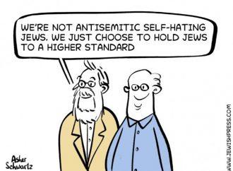 Por qué Ben y Jerry PIENSAN que no son antisemitas