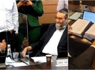 Los parlamentarios hareidim presentan 22.270 reservas al presupuesto estatal