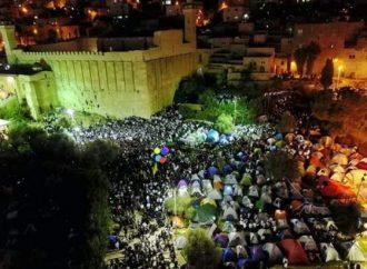 Se esperan 30.000 personas: Hebrón se prepara para Shabat Jaié Sarah (ver videos)