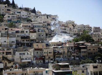 Informe árabe: Otro hogar judío redimido en Silwan